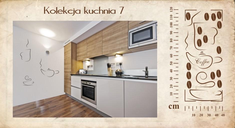 Kolekcja kuchnia naklejki ścienne WELUROWE WELUR   -> Kuchnia Gazowa Używana Allegro