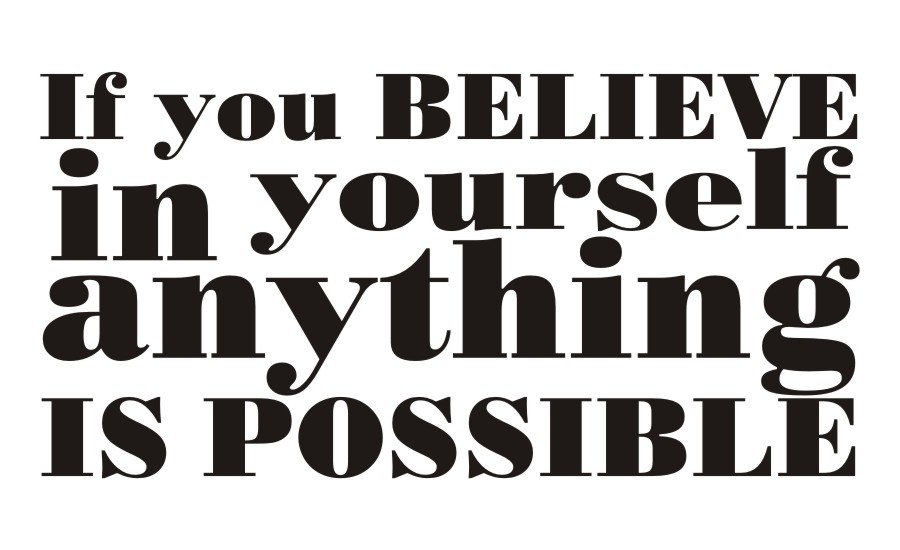 Impossible is nothing ?!